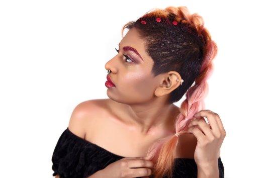 Photography by Shivani   Make-up by Christie Miteff   Hair by Tessa Jobin-Joy